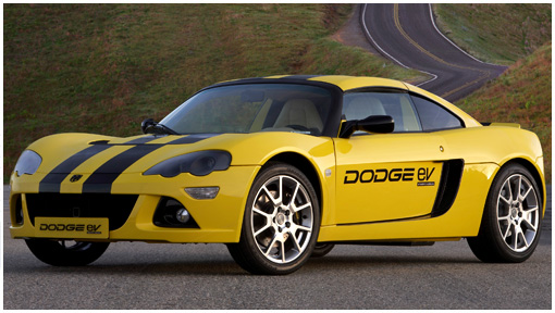 Leave Dodge Electric Cars For Home
