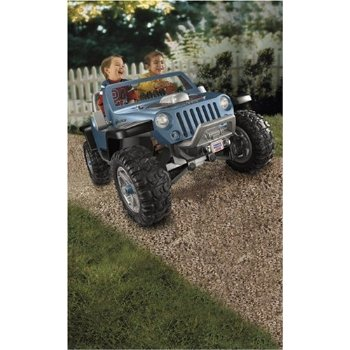 Jeep Hurricane Toy Car