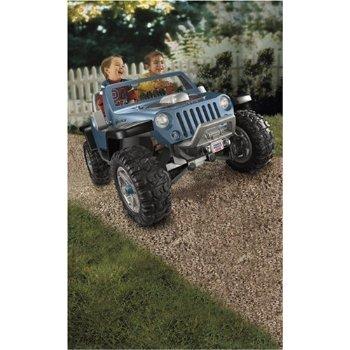 Jeep Hurricane Toy Car